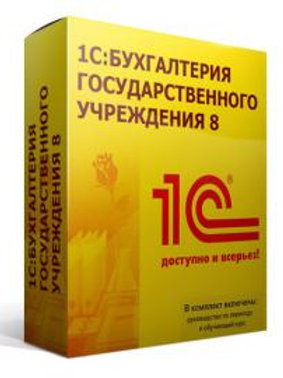 1C:Бухгалтерия государственного учреждения 8 ПРОФ