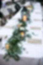 greenery w black lanterns.jpg
