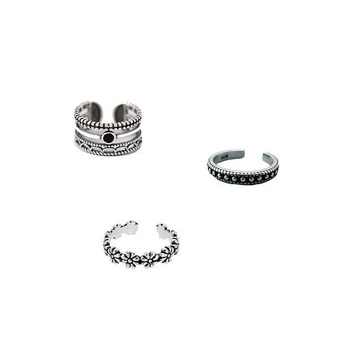TRIO RING LOVERS