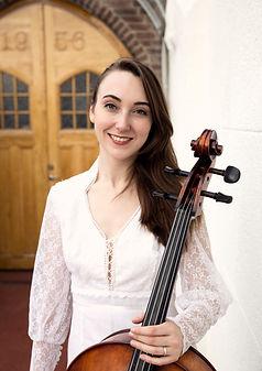 Cellolärare med cello