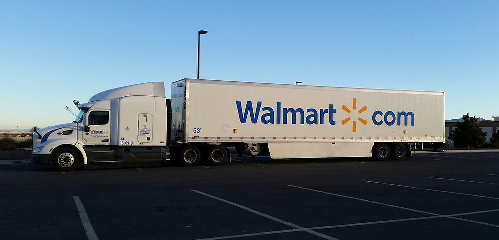 Effective transportation strategy of Walmart