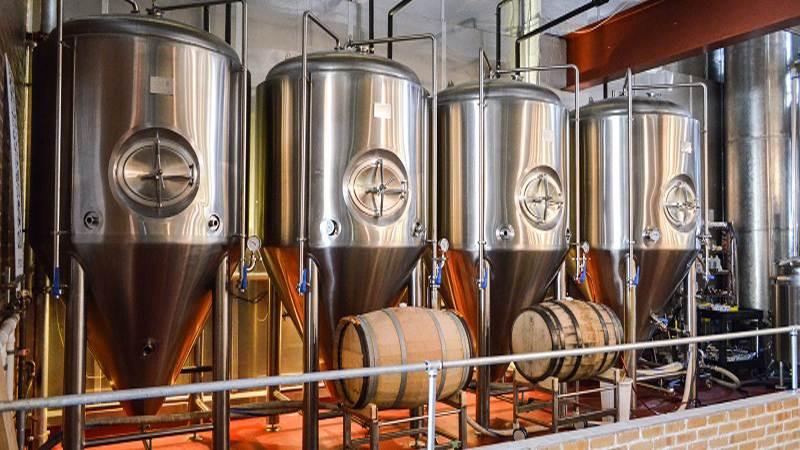 Nhà máy sản xuất bia