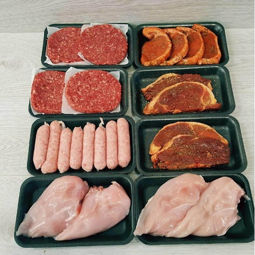 Foresters Arms BBQ Selection Meat Pack