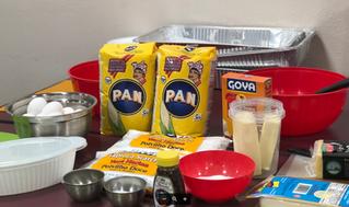 Community Cocina: Pandebono Colombiano