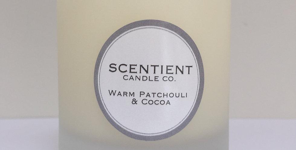 Warm Patchouli & Cocoa   20cl