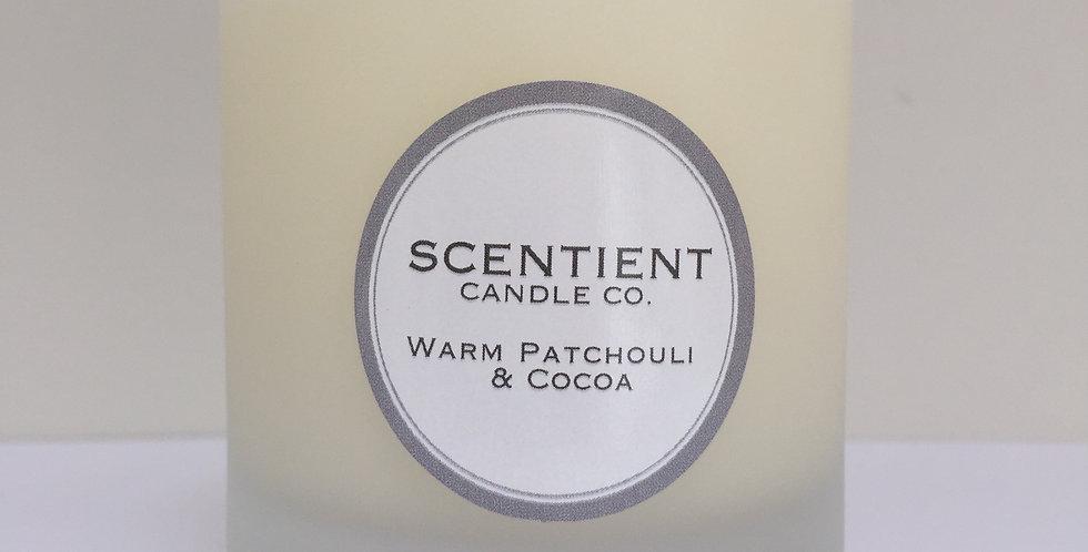 Warm Patchouli & Cocoa - 30cl