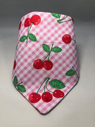 Picnic Cherries Bandana