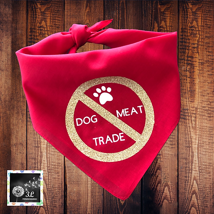 🚫 Dog Meat Trade