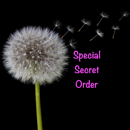 Special Secret Order