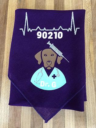 Dr. G  90210 Scrubs