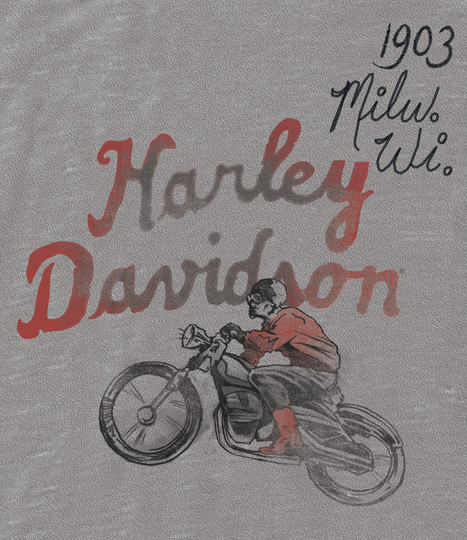 HARLEY-DAVIDSON 1903