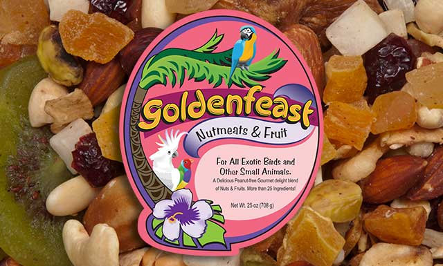 GFNutmeats And Fruit /LB