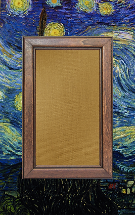 Walnut Frame Gold Fabric.png