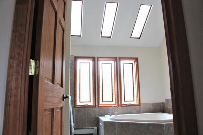Windows matching skylights
