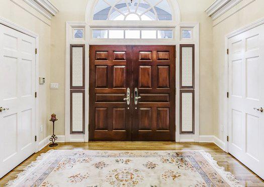 New Walnut Door Side Panels