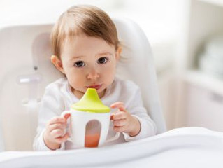Why You May Want to Skip the Sippy Cup for Your Baby