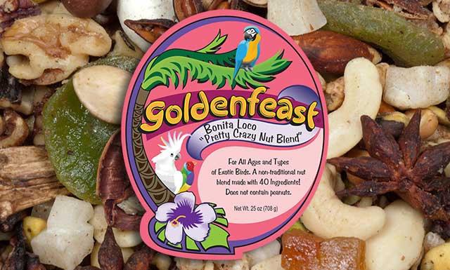 GoldenFeast Bonito Loco /LB