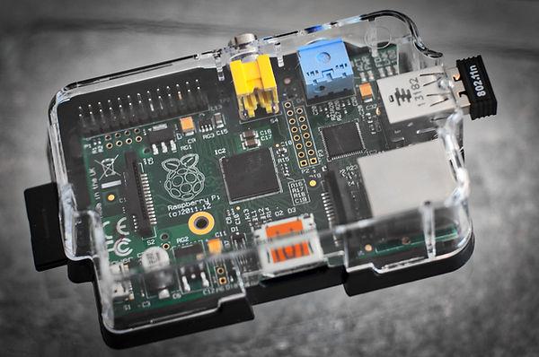 Raspberry Pi - Green Brook Electronics