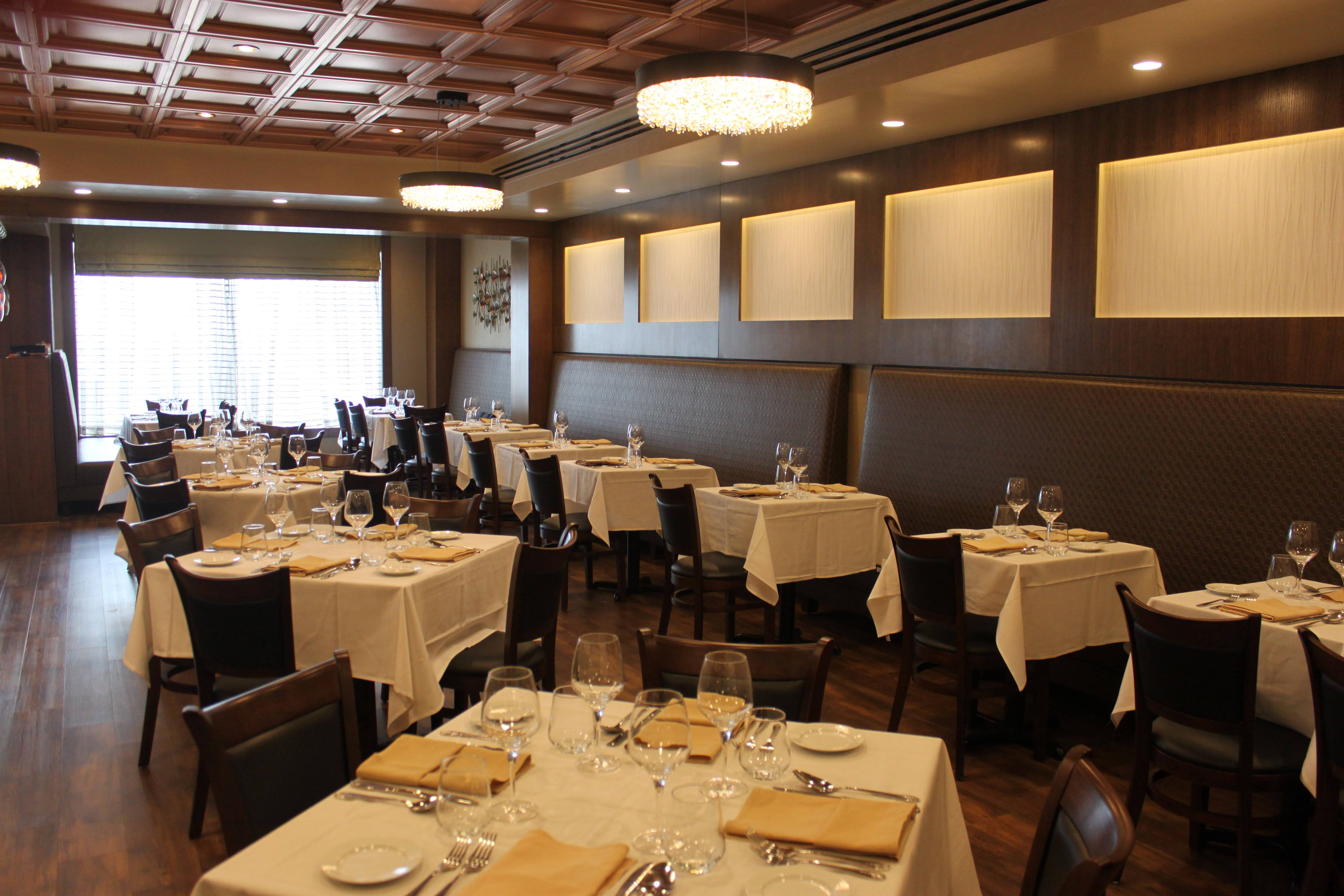 Upscale Italian Restaurant NJ