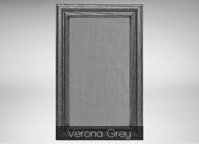 Black Espresso Oak Frame for Doors