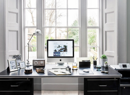 Design Your Work at Home Office...