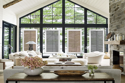 CUSTOM Measured Fit Window Covers
