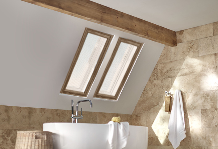New SHAADS Bathroom Skylight Cover