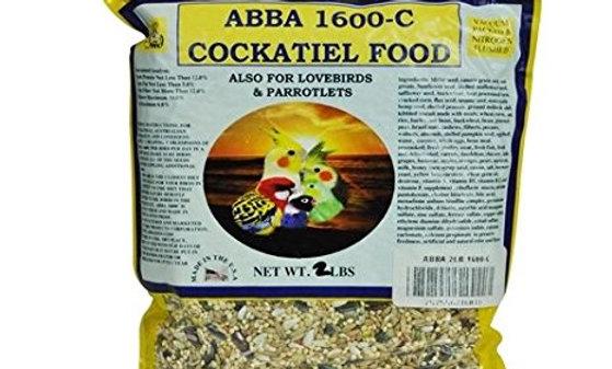Abba 1600-C Cockatiel /LB