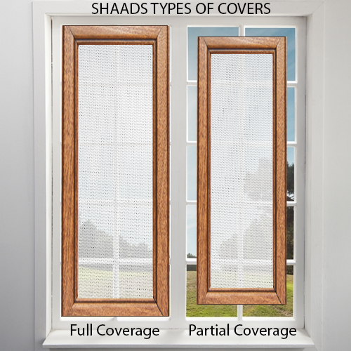 Partial Window Treatments