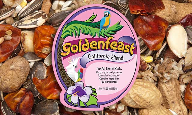 GF California Blend /LB