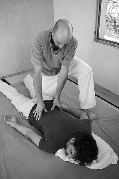 massage shiatsu douleurs dos stress gers auch