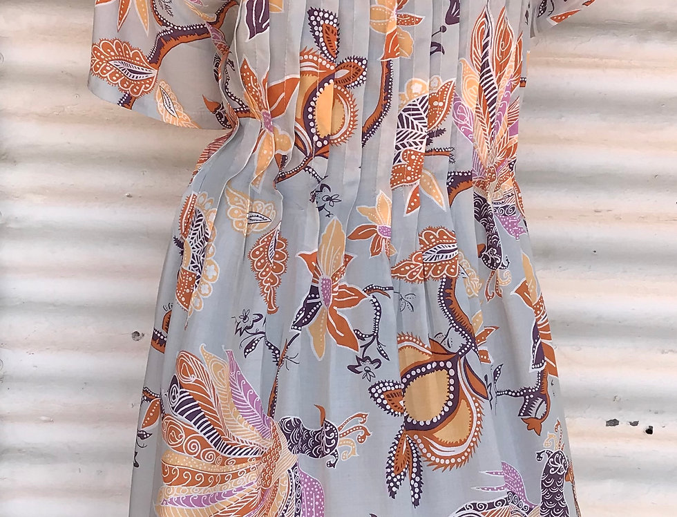 Pintuck Dress - Kimberley