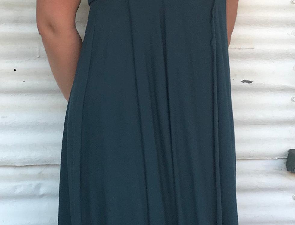 Bamboo Sorrento Skirt / Strapless Dress