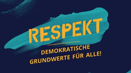Neulich in München…. RESPEKT!