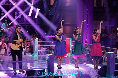 Die Ladys The Voice