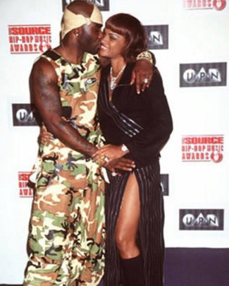 Naughty By Nature's Treach Throws some Salt on Ex- Wife Pepa!