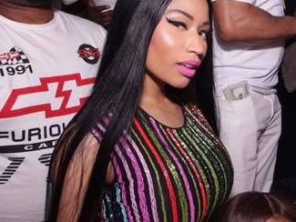 The Nicki Minaj challenge sweeps Instagram