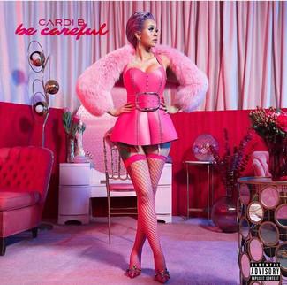 "Cardi B drops new single ""Be careful"""