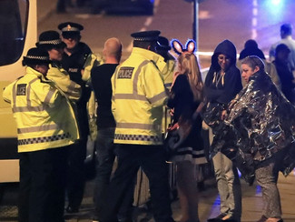 Massive Bombing struck at an Ariana Grande concert in Manchester