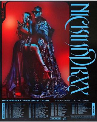 Nicki Minaj and Future are going on TOUR!