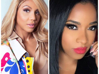 Tamar Braxton and Toya Wright Rumble on Social Media!