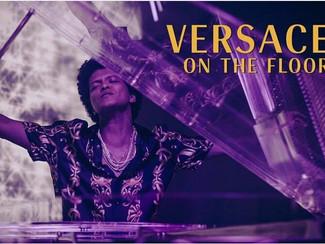 Bruno Mars debuts Versace On The Floor video