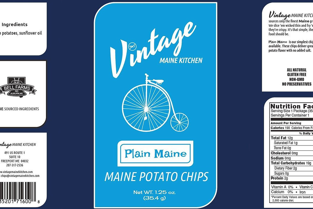 8 pack- VMK Sampler Potato Chips
