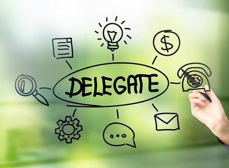 Let's Talk About Delegating