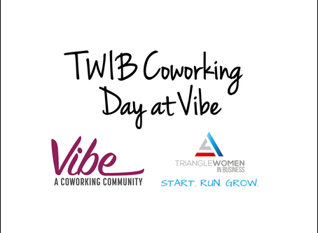 Triangle Women in Business Upcoming Events