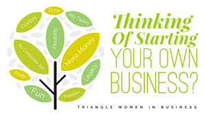 Thinking of Starting Your Own Business