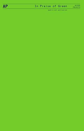In Praise of Green