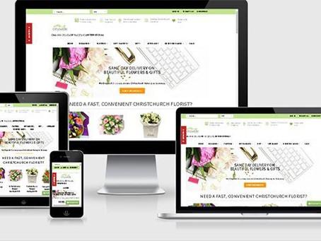 5 razones para construir tu florería en línea con Shopify