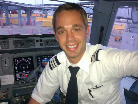 Majors by 30: My Journey to American Airlines
