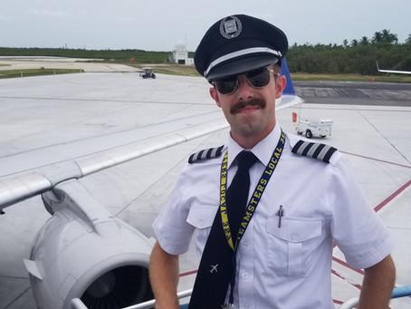 Overcoming Adversity: A Professional Aviator's Journey